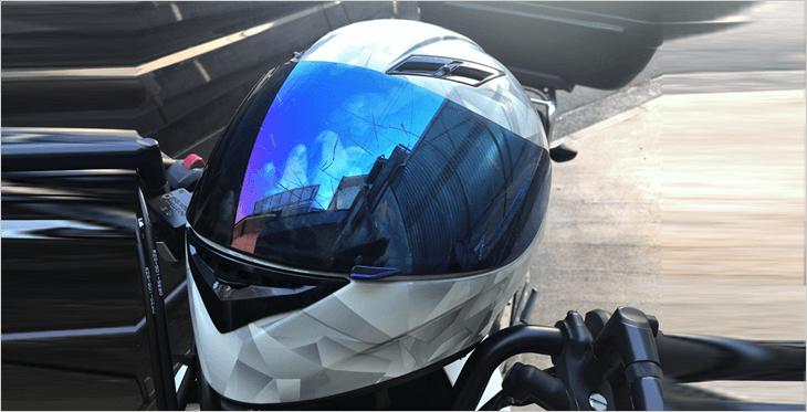 AGV製ヘルメット