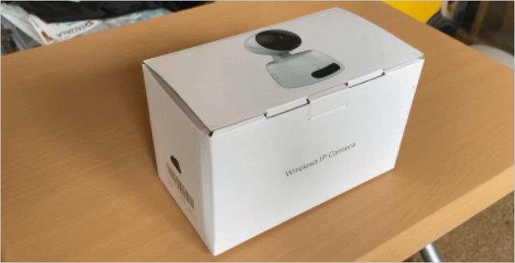 PECHAM ネットワークカメラ